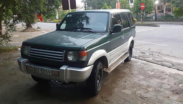 Cần bán Isuzu Trooper sản xuất năm 1991, xe nhập