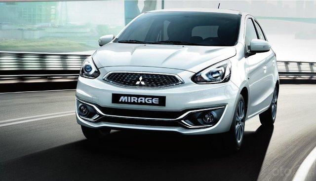 Bán Mitsubishi Mirage nhập khẩu Thái Lan, có xe giao ngay, giá tốt nhất phân khúc