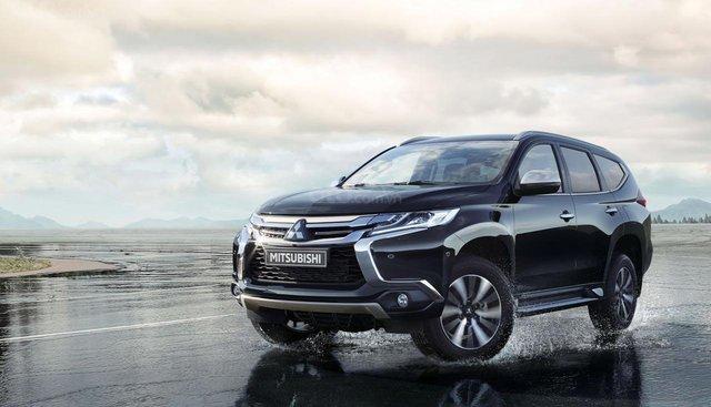 Bán Mitsubishi Pajero Sport nhập khẩu Thái Lan, giá chỉ từ 888 triệu