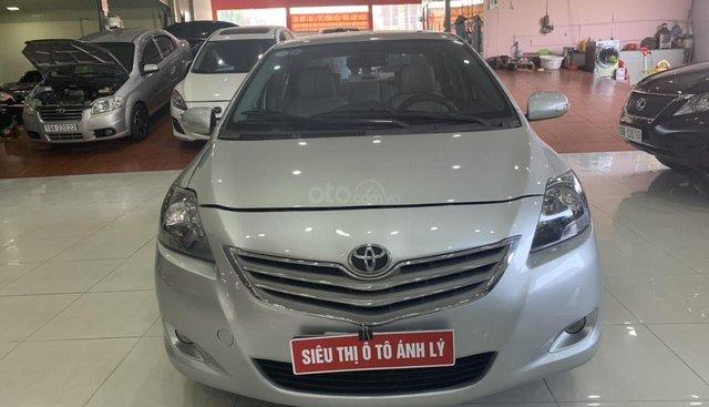 Bán xe Toyota Vios 1.5 năm 2012, màu bạc