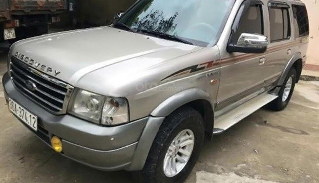 Cần bán xe cũ Ford Everest 2.5L 4x2 MT đời 2005, màu vàng