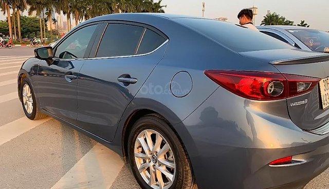 Bán ô tô Mazda 3 1.5 AT đời 2017, màu xanh lam, giá chỉ 575 triệu