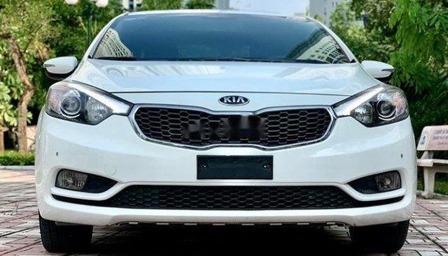 Bán Kia K3 sản xuất năm 2014, màu trắng, giá chỉ 505 triệu