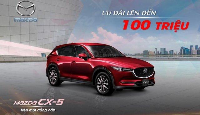 Mazda CX 5 ưu đãi lên đến 100 triệu đồng. Lh: 0842701196 để nhận báo giá