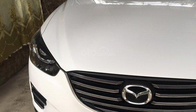Bán Mazda CX 5 2.0 năm sản xuất 2017, màu trắng chính chủ, giá 799tr
