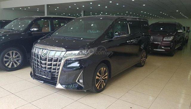 Toyota Alphard Executive Lounge bản xuất Châu Âu sản xuất 2019 new 100%