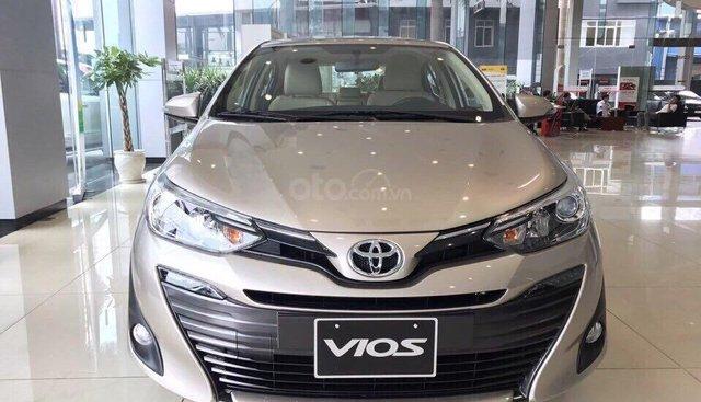 Toyota Vios 1.5 G CVT 2019, sẵn xe, đủ màu giao ngay, hỗ trợ trả góp 80%, lãi suất ưu đãi. LH: 097.656.0012