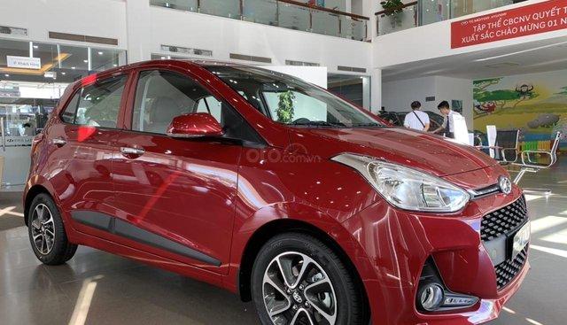 Doanh số bán hàng xe Hyundai Grand i10 tháng 5/2020