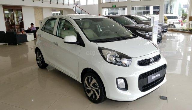 Doanh số bán hàng xe Kia Morning tháng 8/2019