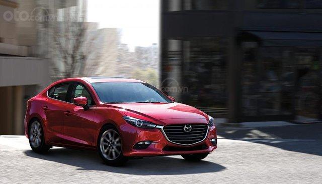 Doanh số bán hàng xe Mazda 3 tháng 8/2019