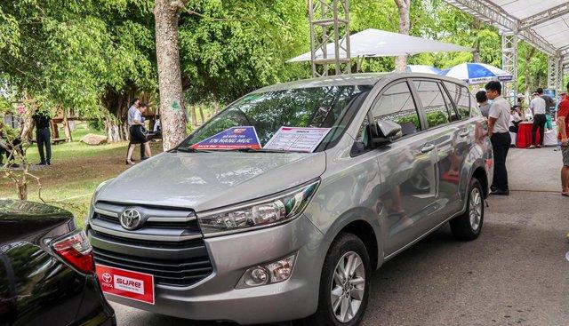Doanh số bán hàng xe Toyota Innova tháng 2/2020