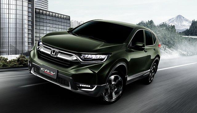 Doanh số bán hàng xe Honda CR-V tháng 5/2020