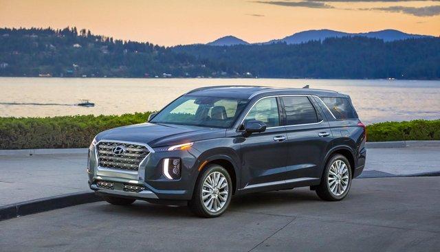 Thông số kỹ thuật Hyundai Palisade 2020 mới nhất