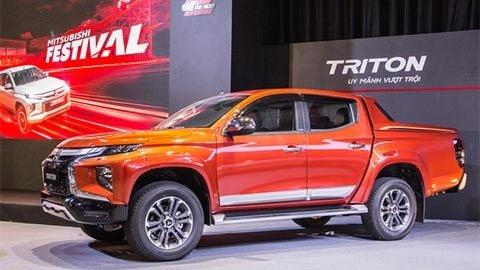 5 mẫu xe bán tải tốt nhất 2019