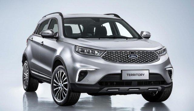 SUV giá rẻ Ford Territory sắp đến Đông Nam Á
