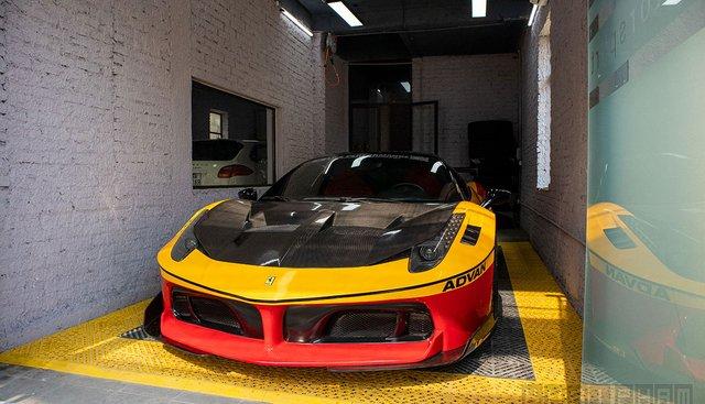 Đây có phải siêu phẩm Ferrari LaFerrari đầu tiên tại Việt Nam?