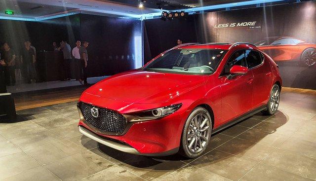 Doanh số bán hàng xe Mazda 3 tháng 5/2020
