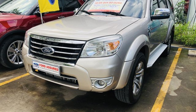 Xe ford everest cũ