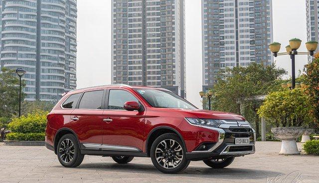 Tháng 7/2020, mua ô tô Mitsubishi nào cũng được khuyến mãi, cao nhất 120 triệu đồng