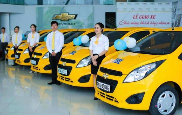 Chevrolet - Vinfast Thăng Long 1