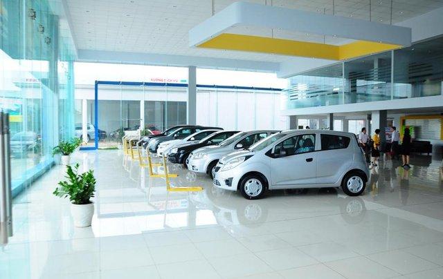 Chevrolet - Vinfast Thăng Long 2