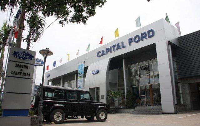 Ford Thủ Đô - Capital Ford 4