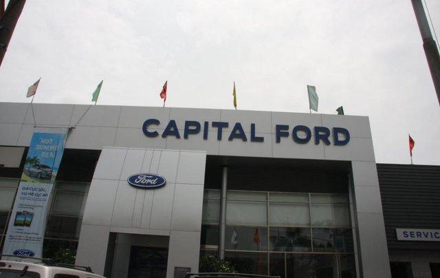 Ford Thủ Đô - Capital Ford 14