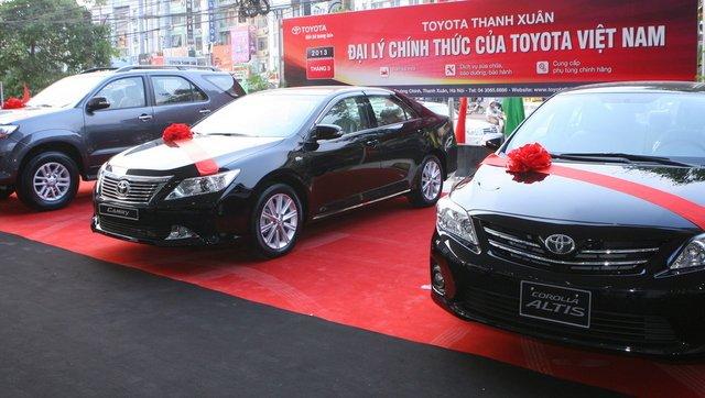 Toyota Thanh Xuân 2