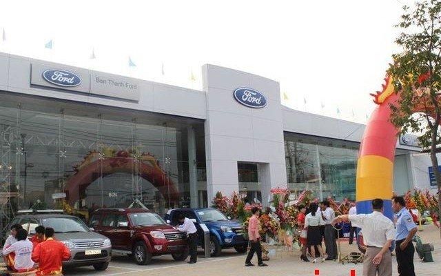 Bến Thành Ford 2
