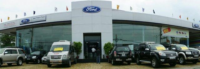 Bến Thành Ford 4