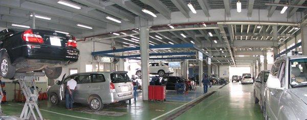 Toyota Hiroshima Tân Cảng - HT 5