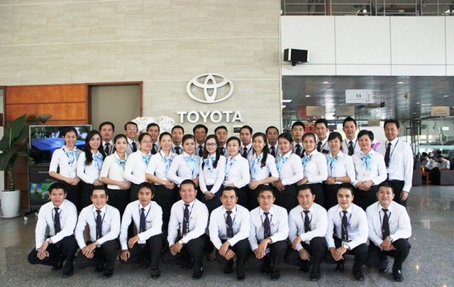 Toyota Hiroshima Tân Cảng - HT 1