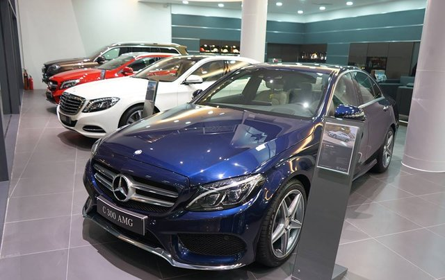 Mercedes-Benz Haxaco Điện Biên Phủ 3