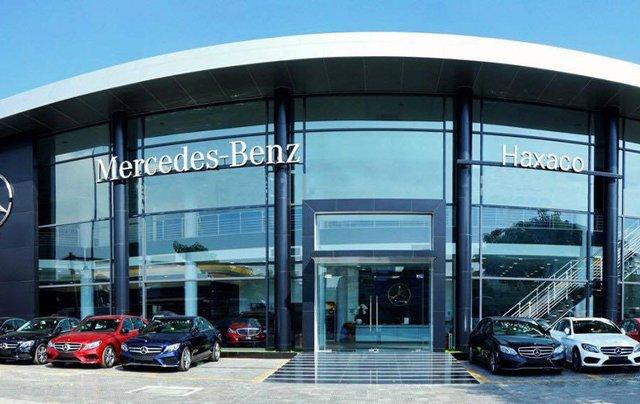 Mercedes-Benz Haxaco Điện Biên Phủ 11