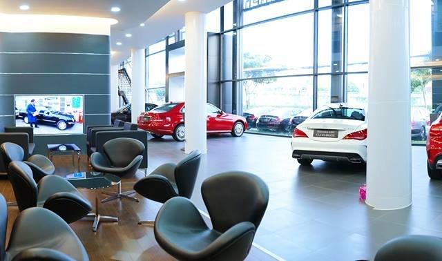 Mercedes-Benz Haxaco Điện Biên Phủ 9