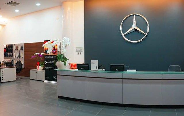 Mercedes-Benz Haxaco Điện Biên Phủ 10