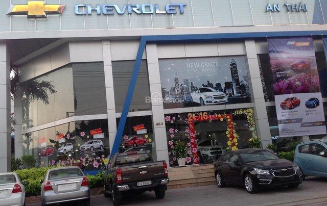 Vinfast - Chevrolet An Thái 1