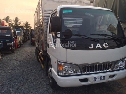 Bán trả góp xe tải Jac, công ty bán xe tải Jac 6 tấn 42
