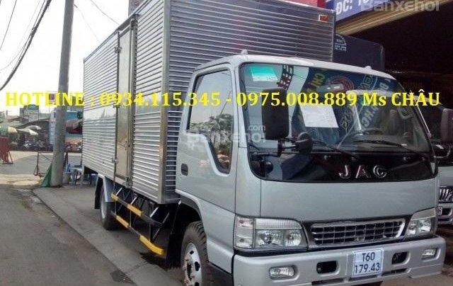 Bán xe tải JAC 8T4 * 8 tấn 4 * 8.4 tấn * 8.4 T máy Isuzu- JAC 8.4 tấn- xe tải JAC 8T4 trả góp0