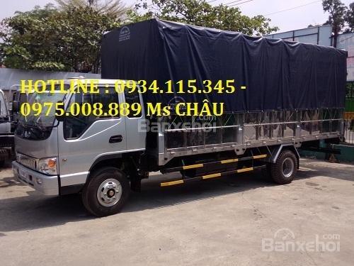 Bán xe tải JAC 8T4 * 8 tấn 4 * 8.4 tấn * 8.4 T máy Isuzu- JAC 8.4 tấn- xe tải JAC 8T4 trả góp1