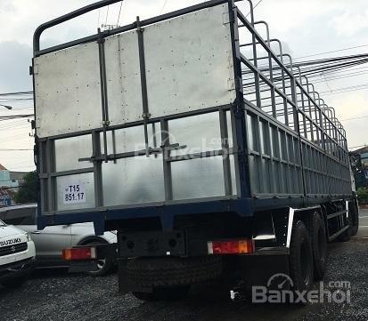 Bán Dongfeng L315 Hoàng Huy (17 tấn 9) đời 2016+ màu trắng+ nhập khẩu nguyên chiếc1
