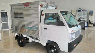 Bán Suzuki Super Carry Truck đời 2016, giá tốt, có xe giao ngay - LH 096.5678.4260