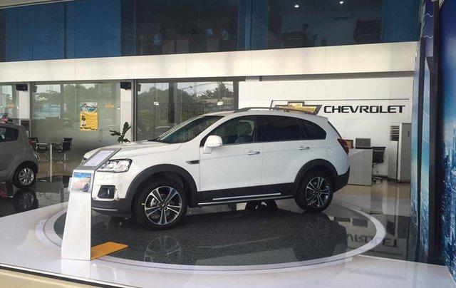 Chevrolet Biên Hòa 1