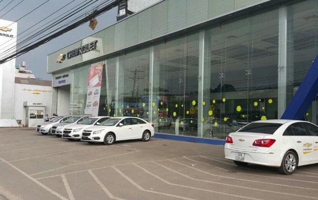 Chevrolet Biên Hòa 5