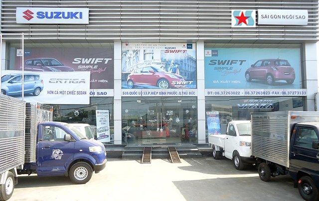 Suzuki Sài Gòn Ngôi Sao 1