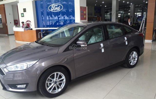 Bán Ford Focus Trend - Giá tốt, giao xe ngay3