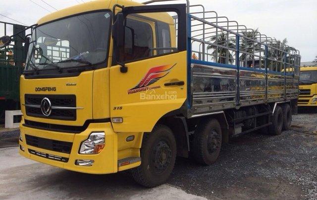 Chuyên bán xe tải Dongfeng Hoàng Huy 4 chân 17.9 tấn, vay trả góp tới 90% giá tốt nhất2
