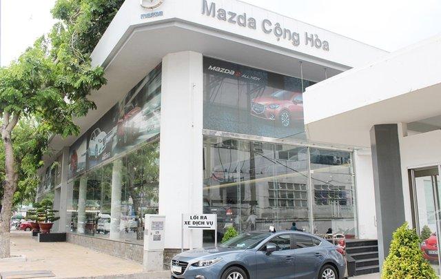 Mazda Cộng Hòa 3