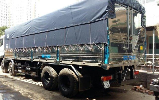 Báo giá xe tải Dongfeng Hoàng Huy 4 chân 17.9 tấn, giá tốt nhất, trả góp1
