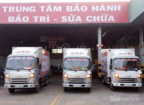 Bán xe tải Jac 6.5 tấn Bắc Ninh, 6 tấn Hà Nội giá rẻ0
